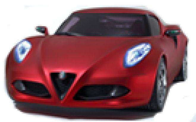 ALFA ROMEO 4c 1750 TBi 240 hp