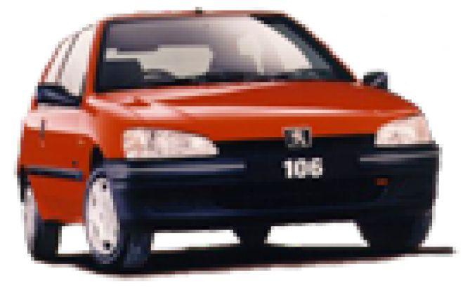 PEUGEOT 106 1.3 Rallye - 98CV