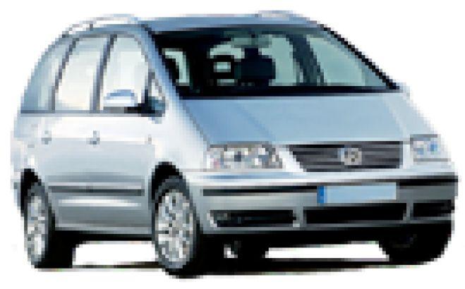 Volkswagen Sharan 2.0 TDI CR 115hp