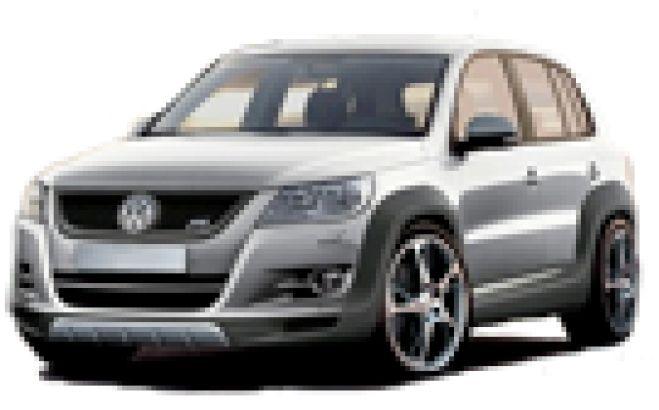 Volkswagen Tiguan 2.0 TDI CR 184hp