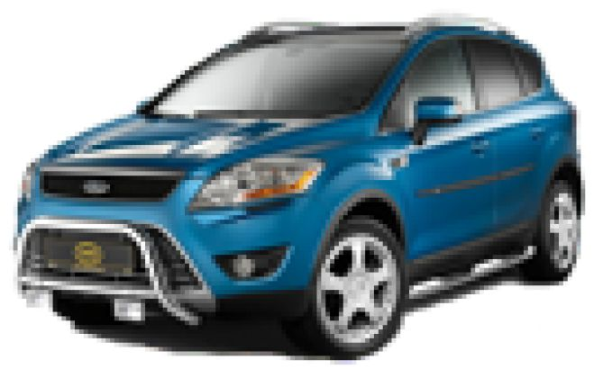 FORD Kuga 1.6T Ecoboost 150 hp