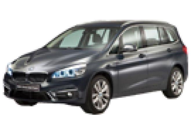 BMW serie2 tourer 216i 102hp