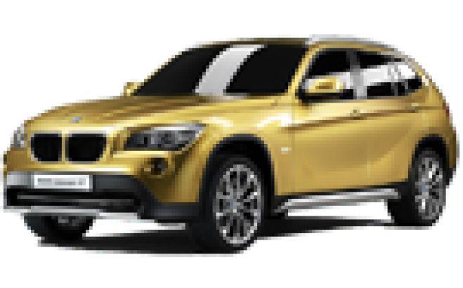 BMW X1 18i 150 hp