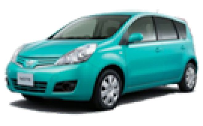 NISSAN Note 1.5 dci 86 hp