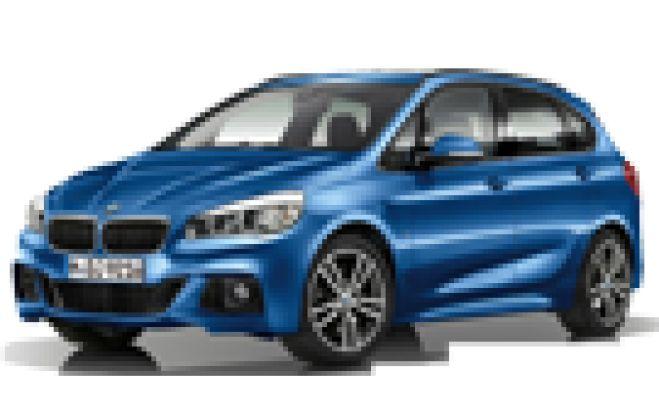 BMW serie2 225d 224hp