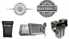 DM-Elettroonica rivenditore nelle Marche di Prodotti Antifurto BLOCK BOX