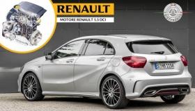 Sviluppo elettronico Mercedes Classe A-B W176 con motorizzazione 1.5 Dci Renault